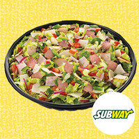 HG's Drive-Thru Meals Under 350 Calories: Subway Club Salad