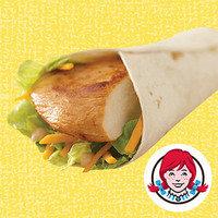 HG's Drive-Thru Meals Under 350 Calories: Wendy's Grilled Chicken Wrap