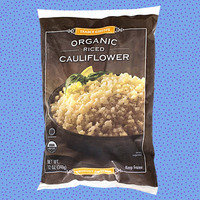 HG's Trader Joe's Food Finds: Organic Riced Cauliflower