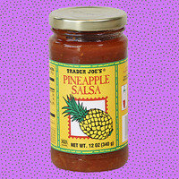 HG's Trader Joe's Food Finds: Pineapple Salsa