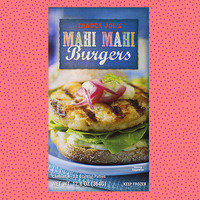 HG's Trader Joe's Food Finds: Mahi Mahi Burgers