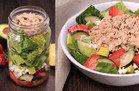 Fruit 'n Feta Tuna Salad