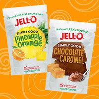 Jell-O Simply Good Gelatins & Puddings