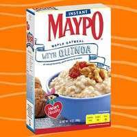 Maypo Instant Maple Oatmeal with Quinoa