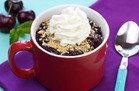 Cherry Pie in a Mug