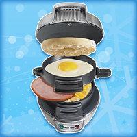 HG Gift Guide 2016: Hamilton Beach Breakfast Sandwich Maker