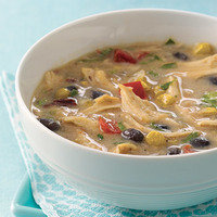 Hungry Girl's Healthy Yippee-Ki-Yay Spicy Southwest Chicken Chowder Recipe