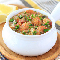 Hungry Girl's Healthy Slow-Cooker Seafood Stew Recipe