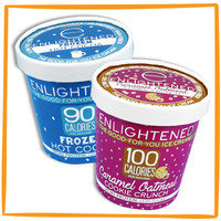 Hungry Girl's Tip Top Food Finds in 2016: Enlightened The Good-For-You Ice Cream