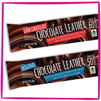 Hungry Girl's Tip Top Food Finds in 2016: Manhattan Chocolates Chocolate Leather