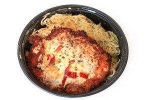Romano's Macaroni Grill's Buffalo Chicken Parmesan