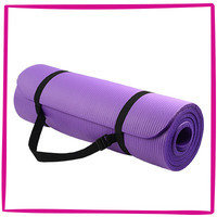 Inexpensive Workout Essentials: Extra-Thick Yoga Mat