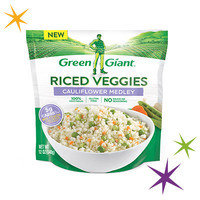 Genius Veggie Swap: Green Giant Riced Veggies