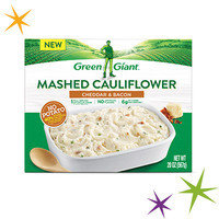 Genius Veggie Swap: Green Giant Mashed Cauliflower