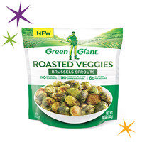 Genius Veggie Swap: Green Giant Roasted Veggies