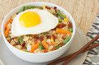 Cauliflower Fried Rice Breakfast Bowl