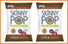 Skinny Pop Dusted Dark Chocolate Popcorn