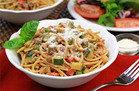 Veggie-Loaded Spaghetti Amore