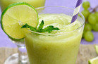 Green Grape Frojitos