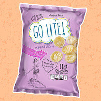 Healthy Amazon Snacks Worth Ordering: Go Lite! Sweet Maui Onion Popped Chips