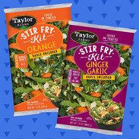 Taylor Farms Stir-Fry Kits
