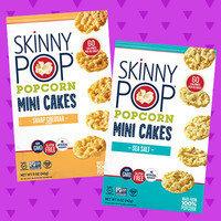 Skinny Pop Mini Popcorn Cakes