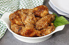 Great Garlic Parmesan Wings