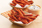 Grin 'n Carrot Fries