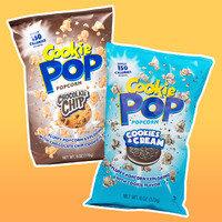 Cookie Pop Popcorn