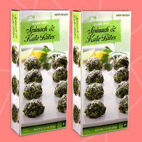 Healthy Must-Buys at Trader Joe's: Spinach & Kale Bites