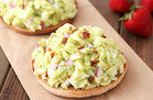 Avocado Egg White Salad Sandwich