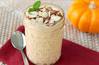 Pumpkin Pie Overnight Oats