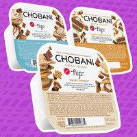 New Chobani Flips: Cinnabun Fun, Carrot Cake Creation, S'more S'mores