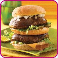 Swaps for Food Fakers: Hungry Mac 'Bella Stack Burger