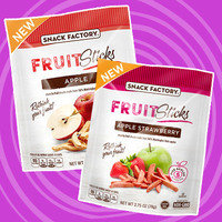 Snack Factory Fruit Sticks
