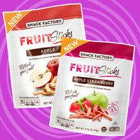 Snack Factory Fruit Sticks