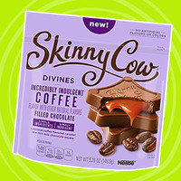 Skinny Cow Divines Incredibly Indulgent Coffee Filled Chocolate