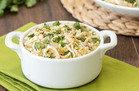 Salsa Verde Chicken with Cauliflower Rice