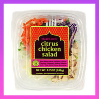 Must-Try Products from Trader Joe's: Citrus Chicken Salad