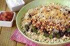 So-Good Sofritas Cauliflower Rice Bowl