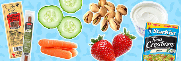 Healthy Snacks & Strategies for the Midday Munchies