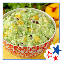 Healthy Hungry Girl Memorial Day Recipes: Hot Stuff Peach Guacamole