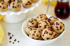 Chocolate Chip Pancake Poppers