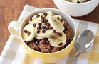 Chocolate-Banana Bread Pudding