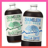 Chameleon Cold-Brew Organic Coffee Concentrate