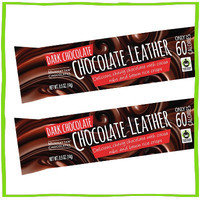 1-Click Wonder: Manhattan Chocolates Dark Chocolate Chocolate Leather