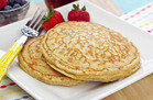 Healthy Hungry Girl Low-Sugar Recipes: Perfect Pancake Duo