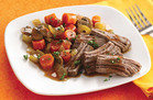 Healthy Hungry Girl Low-Sugar Recipes: Slow-Cooker Pot Roast