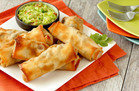 Healthy Hungry Girl Low-Sugar Recipes: Southwestern Chicken Egg Rolls