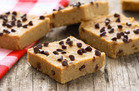 Healthy Hungry Girl Low-Sugar Recipes: Peanut Butter Blondies